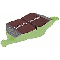EBC Greenstuff 2000 Rear Brake Pad Set