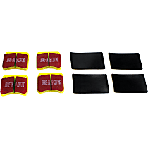 EBC Yellowstuff Street and Track Brake Pad Set