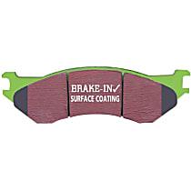 DP61122 EBC Greenstuff 6000 Rear Brake Pad Set