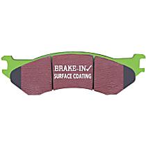 EBC Greenstuff 6000 Rear Brake Pad Set