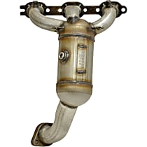 20446 Direct Fit 20446 Catalytic Converter, Aluminized Steel, Manifold Converter, 48-State Legal (Cannot Ship to CA or NY)