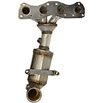 40951 Catalytic Converter - 46-State Legal (Cannot ship to CA, CO, NY or ME) - Front