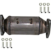 Direct Fit 41016 Catalytic Converter, Aluminized Steel, 48-State Legal (Cannot Ship to CA or NY)
