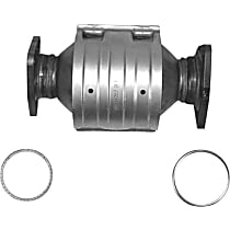 Direct Fit 41138 Catalytic Converter, Aluminized Steel, 48-State Legal (Cannot Ship to CA or NY)