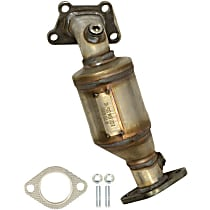 Eastern 48-State Direct Fit 50553 Catalytic Converter, Aluminized Steel, 48-State Legal (Cannot Ship to CA or NY)