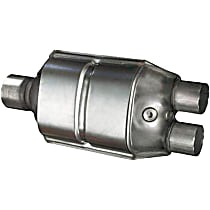 Eastern Standard 70835 Catalytic Converter, Aluminized Steel, Universal (Welding Required), 48-State Legal (Cannot Ship to CA or NY)
