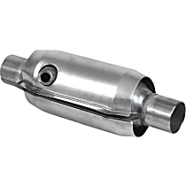 Eastern ECO II 82724 Catalytic Converter, Aluminized Steel, Semi-Universal (Welding Required), 48-State Legal (Cannot Ship to CA or NY)