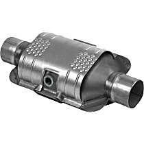Eastern ECO II 83515 Catalytic Converter, Aluminized Steel, Semi-Universal (Welding Required), 48-State Legal (Cannot Ship to CA or NY)
