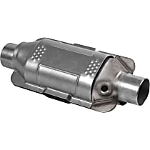 Eastern ECO II 83714 Catalytic Converter, Aluminized Steel, Semi-Universal (Welding Required), 48-State Legal (Cannot Ship to CA or NY)