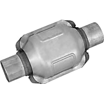 Eastern ECO III 92364 Catalytic Converter, Aluminized Steel, Semi-Universal (Welding Required), 48-State Legal (Cannot Ship to CA or NY)