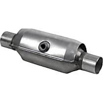 92614 ECO III Catalytic Converter, Aluminized Steel, Semi-Universal (Welding Required), 48-State Legal (Cannot Ship to CA or NY)