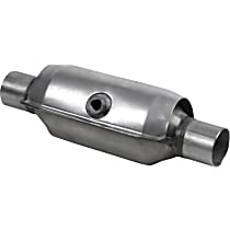 Eastern ECO III 92615 Catalytic Converter, Aluminized Steel, Universal (Welding Required), 48-State Legal (Cannot Ship to CA or NY)