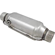 Eastern ECO III 92735 Catalytic Converter, Aluminized Steel, Universal (Welding Required), 48-State Legal (Cannot Ship to CA or NY)