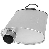 Eastern Exhaust - 1998-2004 Natural Muffler