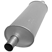 Eastern Exhaust - 2005-2011 Natural Muffler