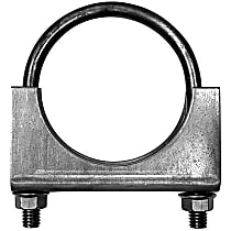 Eastern Exhaust EEH234 Exhaust Clamp - Direct Fit, Sold individually