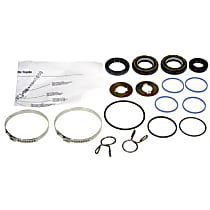 Edelmann 8676 Steering Rack Seal Kit - Direct Fit, Kit