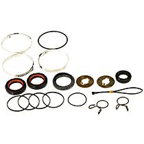 8686 Steering Rack Seal Kit - Direct Fit, Kit
