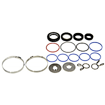 Edelmann 8687 Steering Rack Seal Kit - Direct Fit, Kit