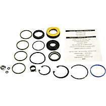 Edelmann 8785 Steering Rack Seal Kit - Direct Fit, Kit