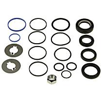 Edelmann 8864 Steering Rack Seal Kit - Direct Fit, Kit
