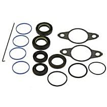 Edelmann 8868 Steering Rack Seal Kit - Direct Fit, Kit