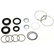 Edelmann 8912 Steering Rack Seal Kit - Direct Fit, Kit