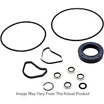Edelmann 8916 Steering Rack Seal Kit - Direct Fit, Kit