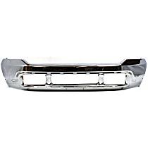 Bumper - Front, Chrome