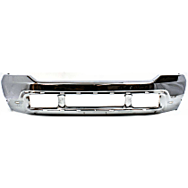 Bumper - Front, Chrome
