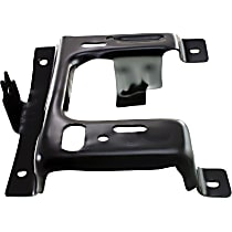 Front, Passenger Side Bumper Bracket - Mounting Plate