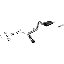 Flowmaster - 2000-2003 Dodge Dakota Cat-Back Exhaust System - Made of Aluminized Steel