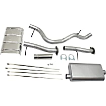 17344 Flowmaster Force II - 2000-2006 Cat-Back Exhaust System - Made of Aluminized Steel