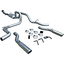 17436 Flowmaster American Thunder - 2004-2006 Cat-Back Exhaust System - Made of Aluminized Steel