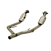2020040 Catalytic Converter - 46-State Legal (Cannot ship to CA, CO, NY or ME) - Driver or Passenger Side