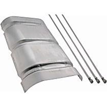 51017 Heat Shield - Natural, Universal