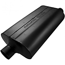 Black Muffler - May Require Minor Modification