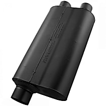 Flowmaster - 2003-2010 Black Muffler - May Require Minor Modification