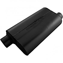 Flowmaster - Black Muffler - May Require Minor Modification