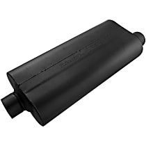 Flowmaster - Gray Muffler - May Require Minor Modification