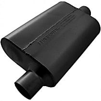 Black Muffler - May Require Minor Modification
