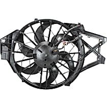 OE Replacement Radiator Fan - Fits 4.6L