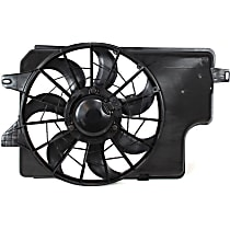 OE Replacement Radiator Fan - V6 3.8L 3-Ping Plug