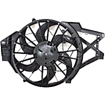 620-139 Dorman Cooling Fan Assembly New for Ford Mustang 2001-2004