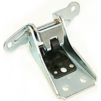 Door Hinge - Chrome, Direct Fit, Sold individually