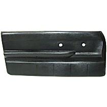 Door Trim Panel - Plastic, Direct Fit, Sold individually