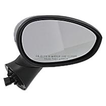 Mirror - Passenger Side, Chrome