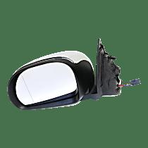 Mirror - Driver Side, Chrome