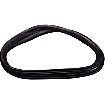 D4013 Windshield Molding - Black, Direct Fit, Sold individually