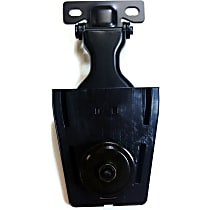 D4096 Liftgate Hinge - Black, Steel, Direct Fit, Sold individually